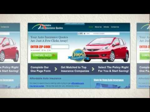 Auto Insurance Quote - How to Quickly Compare Auto Insurance Quotes & Save