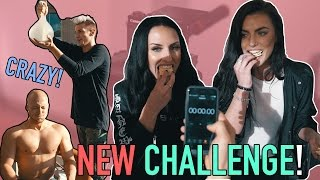 SPIN THE TRIPOD GAME! (NEW Challenge!)