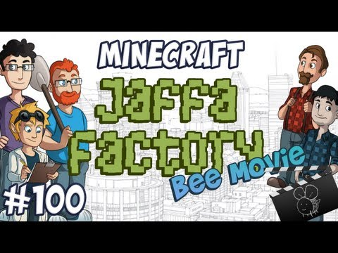 Jaffa Factory 100 - Bee Movie