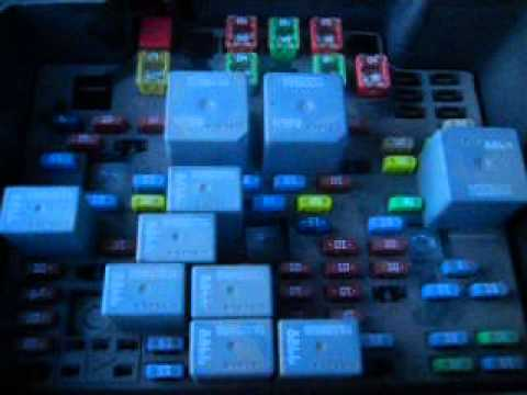4L60E check fuses before working on your chevy transmission