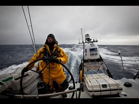 Walker on Watch - Volvo Ocean Race 2011-12