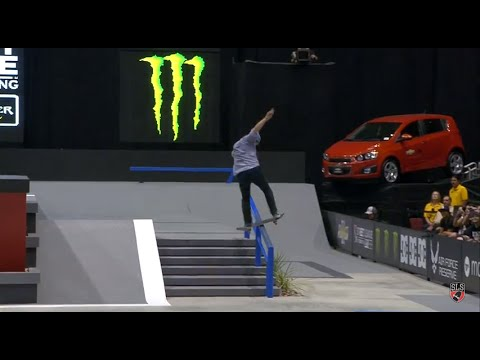 Street League 2012: Stop 3 Monster Energy Award - Shane O'Neill