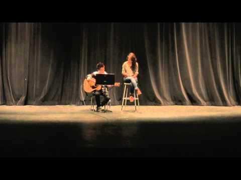 Plano West Asian Fest : Rebekah And John Jeong