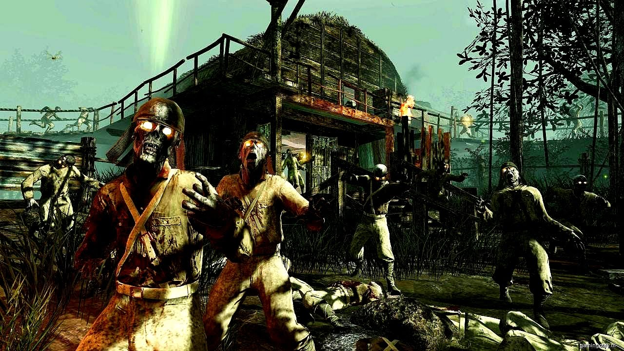 Call of duty zombies photos
