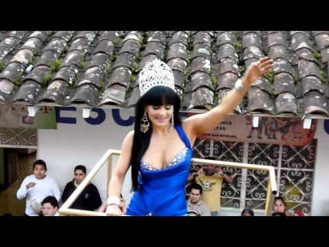 MARIBEL GUARDIA EN HUAUCHINANGO,PUE. 2012