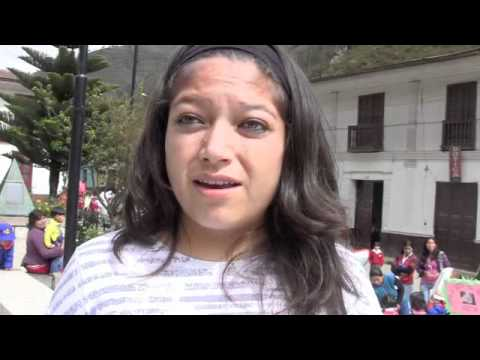 Canada World Youth Interviews - Palca, Peru