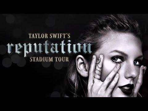 TAYLOR SWIFT reputation STADIUM TOUR - Dates/Tickets 2018