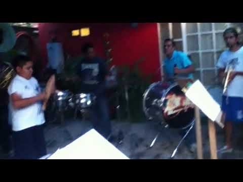 La Fogosa Banda San Antonio - El Sonidito (Ensayo)