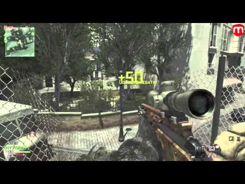 Call of Duty: Modern Warfare 3 - Cecchini assediati - LIVE by JK