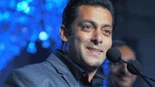 Salman Became Nervous While Hosting Renault Star Guild Awards 2013