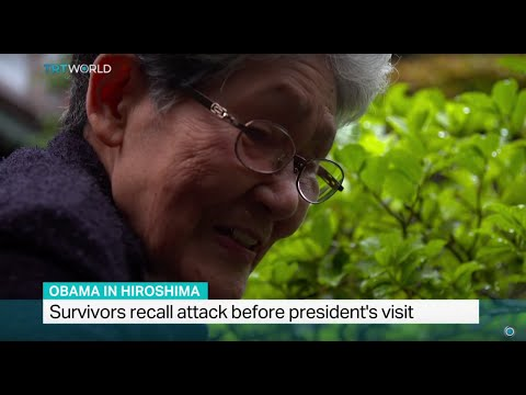 Survivors recall attack before Obama's visit to Hiroshima, Sandra Gathmann reports