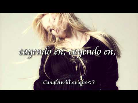 Avril Lavigne - Falling Into History (Traducida Al Español)