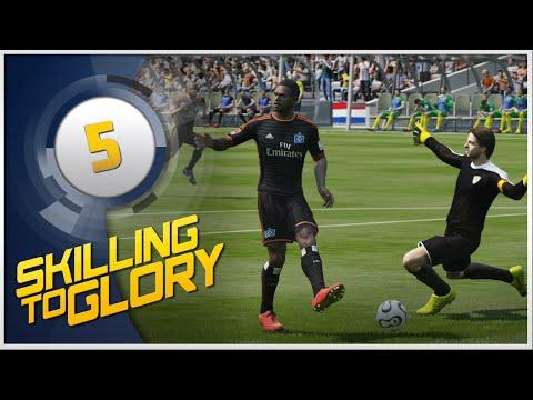 FIFA 15 - Skilling to Glory ''Jackson Martinez Hattrick'' Episode 5