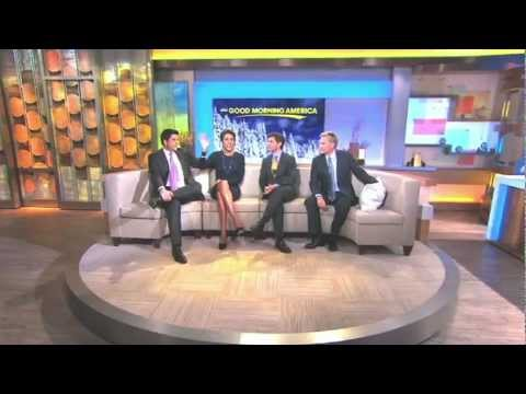 'Good Morning America' - Best Moments Set To Song - DJ Steve Porter Remix