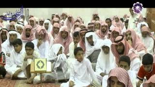 """محاضرة بعنوان """" وقفات من حياة النبيﷺ"""" :ــ الشيخ صالح المغامسي"""