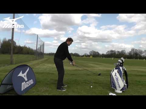 Shallow Your Swing to Encourage a Draw