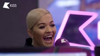 Rita Ora talks about her upcoming album, Clean Bandit and the Nicki Minaj feud with Cardi B  👀