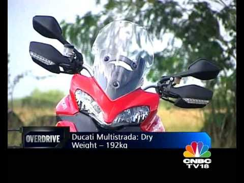 Ducati Multistrada & Monster 796 on OVERDRIVE