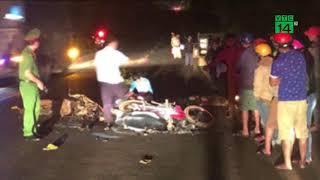 Đắk Lắk: 2 xe máy đâm nhau khiến 2 người tử vong | VTC14