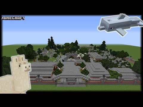 Minecraft - How To Build A Zoo!