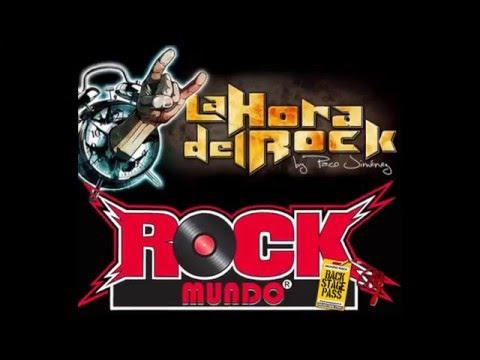 MUNDO ROCK WEB Y LA HORA DEL ROCK RADIO ONLINE TU WEB Y RADIO.