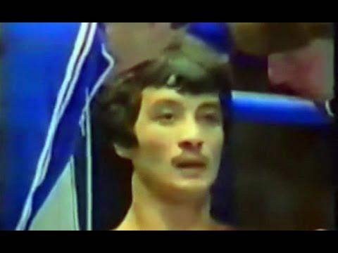 Бокс Патрицио Олива- Серик Конакбаев Олимпиада 1980, До 63,5 кг Финал