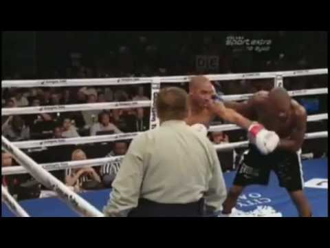 Boxing: Tribute Highlights 2012 - 2013