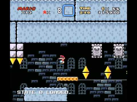 Super Kaizo World - Special Stage 4