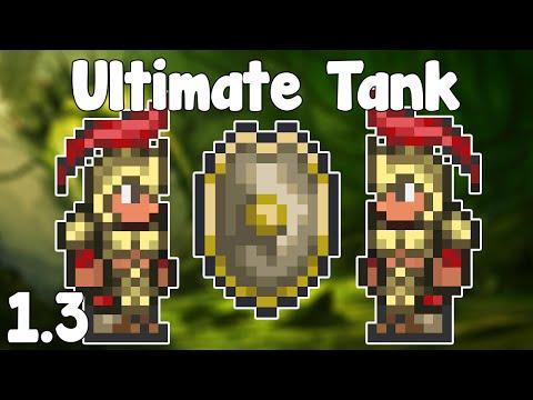 Ultimate Tank Loadout - Terraria 1.3 Guide Tank Loadout - GullofDoom