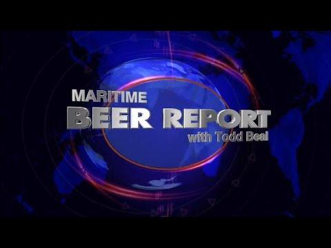 Maritime Beer Report - May 1, 2015