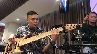 Tuhan Yesus Baik - New Interpretation (Bass Cover MTD KZ-6)