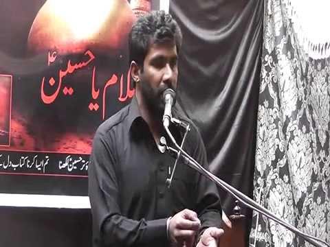 Zakir Alamdar Shah Chak Shumari 7 Muharram 23 B Shadman Sahiwal 1 video