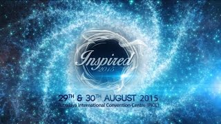 Are you ready to be Inspired
