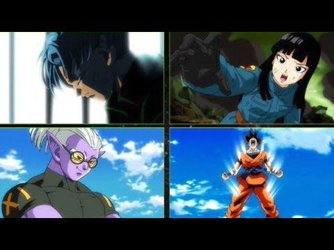 Dragon Ball Heroes EPISODE 1 PREVIEW: Super Saiyan Blue vs Super Saiyan 4!