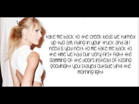 Taylor Swift - Mary