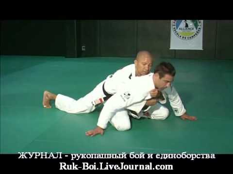 #84  борьба джиу джитсу в партере Brazilian jiu-jitsu armlock techniques ground wrestling Image 1