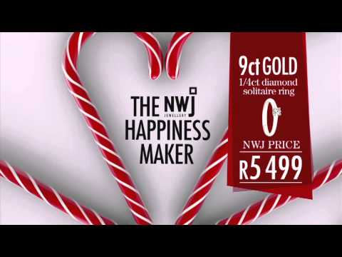 NWJ - 9ct Gold Offer - The Happiness Makers