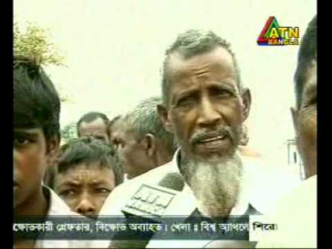 Friendship on ATN Bangla Post Flood Situation Sep 07