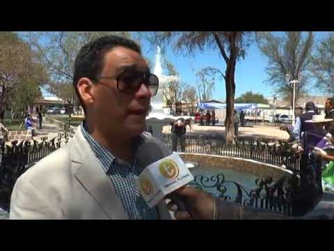 Tamarugal Noticias - Inauguración Plaza De Armas