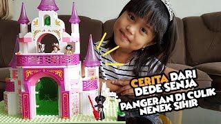 Kisah Pangeran Diculik Nenek SIhir - Permainan Melatih Imajinasi Anak
