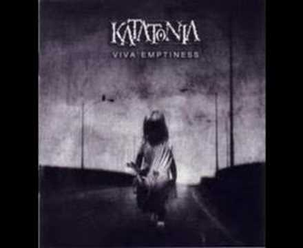Katatonia - Burn The Remembrance