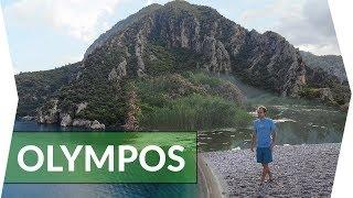 3 Günlük Tatil'de Her şeyi Yaptım | OLYMPOS
