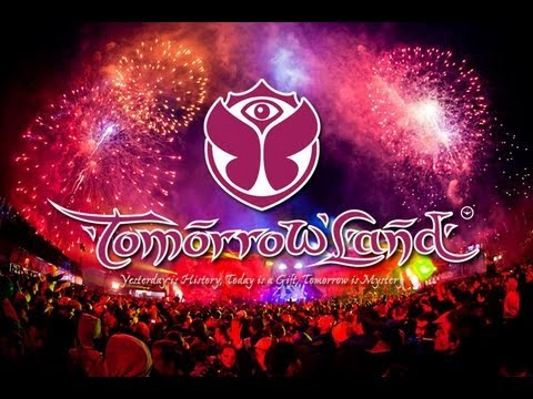 The Best Of Tomorrowland 2012 Official Mix By Johnny Deep video