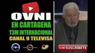 OVNI EN CARTAGENA: Eduardo Escoto en T3M con Jaime Maussan