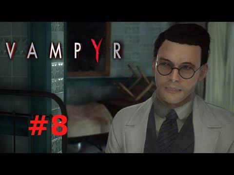 #8 Let's Play Vampyr (DE/Full HD/Blind)-Gefährliche Krankheiten