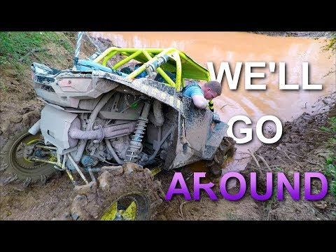 Mud National 2018 | We'll Go Around