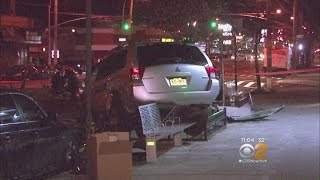 Victims Pinned In Bronx Accident