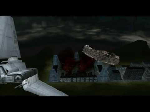 Star Wars: Rogue Squadron 3D Cutscenes (Part 1)