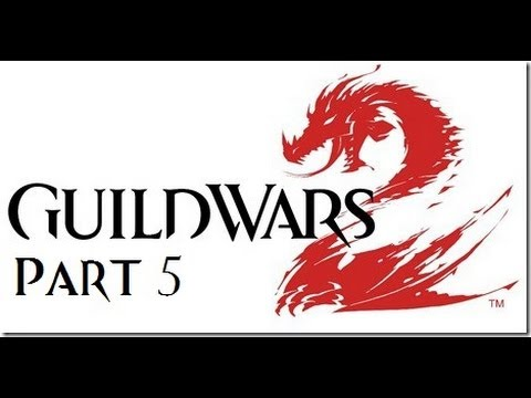 Us Vs. The Sons of Svanir (Guild Wars 2 Lets Play Part 5)