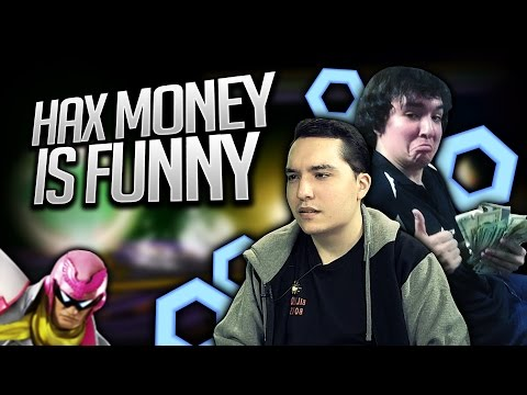 Hax Money is Funny | Melee